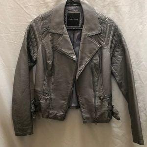 Leather jacket NEVER WORN